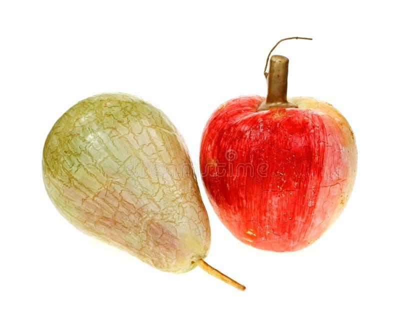 Download Large Foam Fruit Pear Apple Stock Photo - Image: 26102018