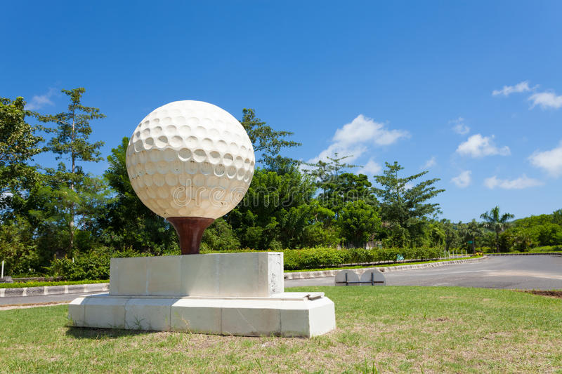 Download Large Golf Ball Royalty Free Stock Photography - Image: 24825487