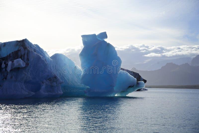 Large iceberg royalty free stock images