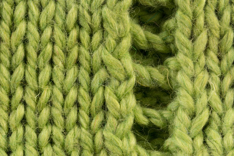 Large mating, large braids and loops green royalty free stock photos
