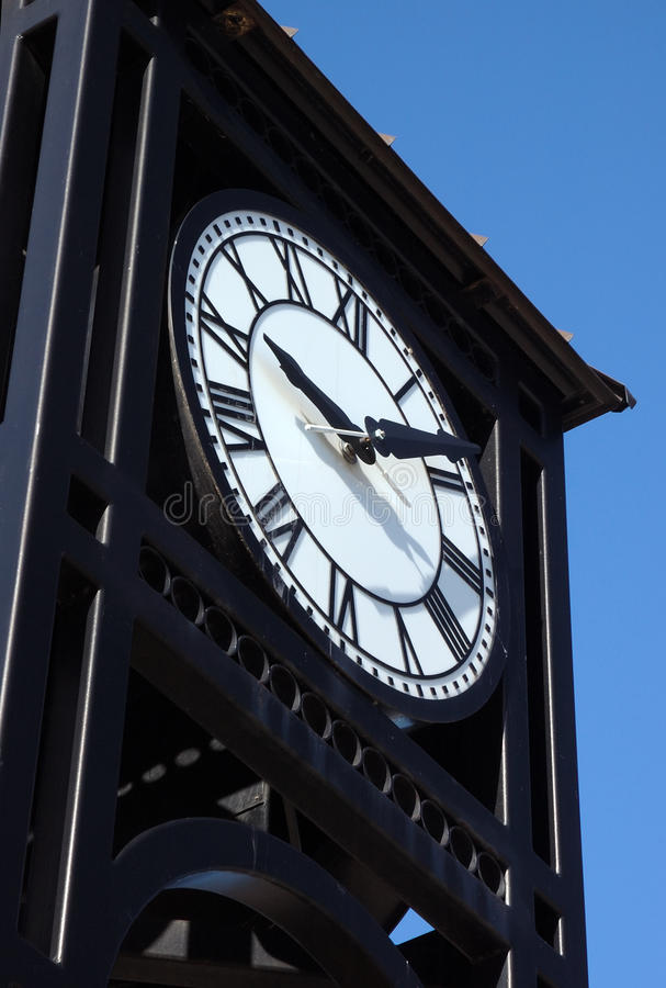 Large Outdoor Clock Part - 44: Download Large Outdoor Clock Royalty Free Stock Photos - Image: 11171588