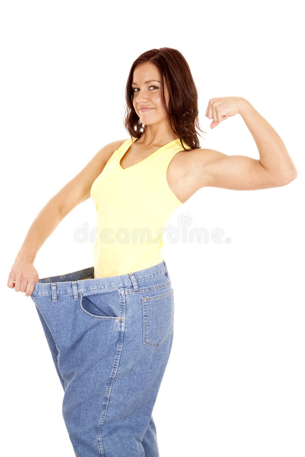 Download Large Pants Showing Muscles Stock Image - Image: 18615711