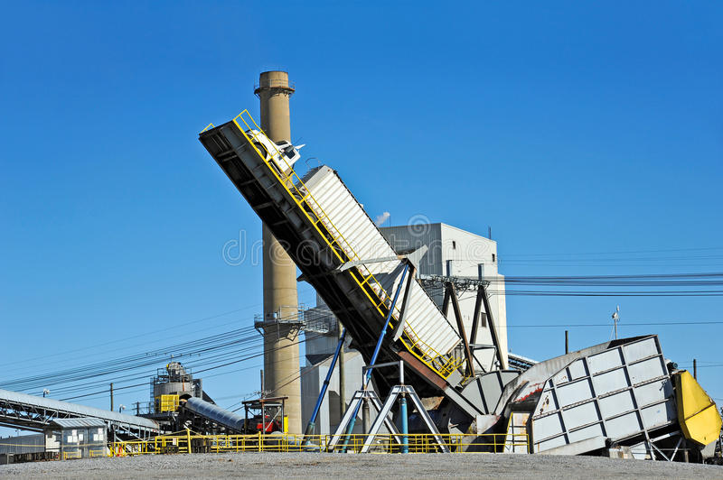 Download Large Paper Mill Operation stock image. Image of pulp - 41359831