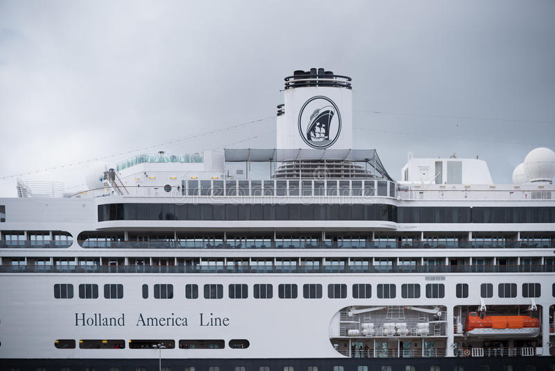 Large passenger ship royalty free stock photo
