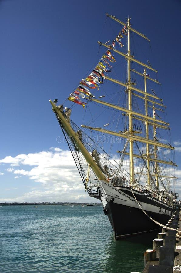 Large Sailing Ship stock photos