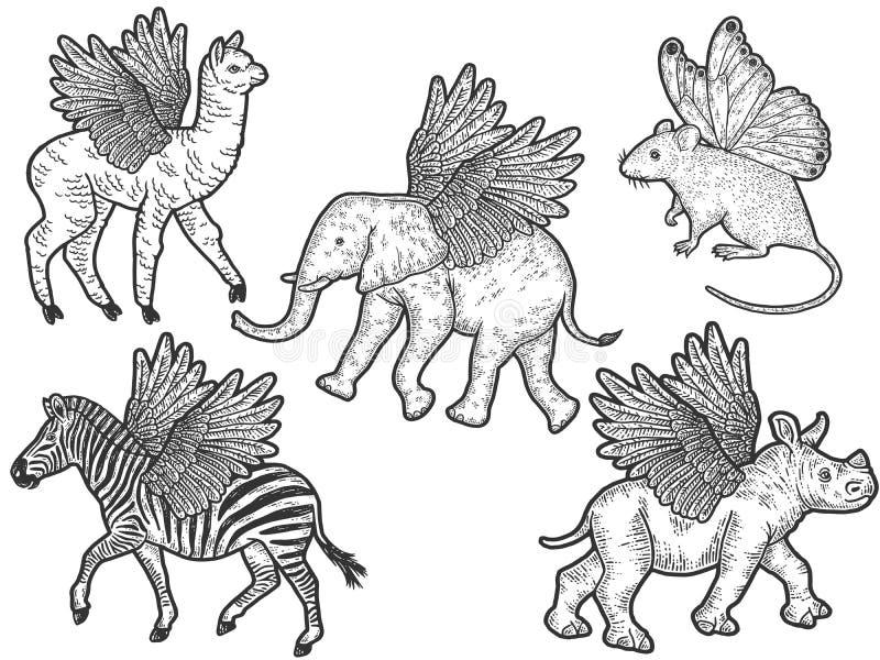 Hybrid Animals Stock Illustrations 114 Hybrid Animals Stock Illustrations Vectors Clipart Dreamstime