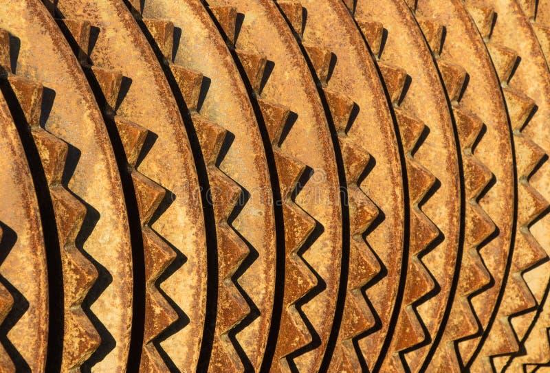 Roller Teeth Stock Photography
