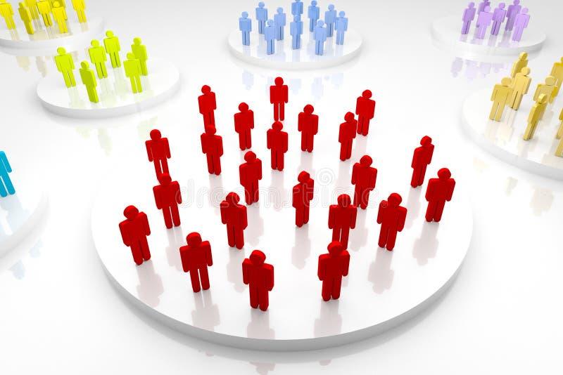 Download Large Team Stock Image - Image: 28425671