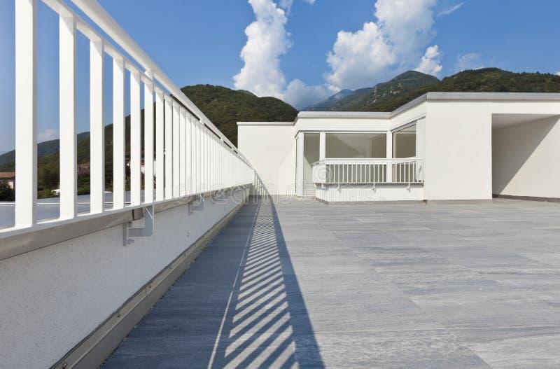 Download Large terrace stock image. Image of large, beautiful - 26554547