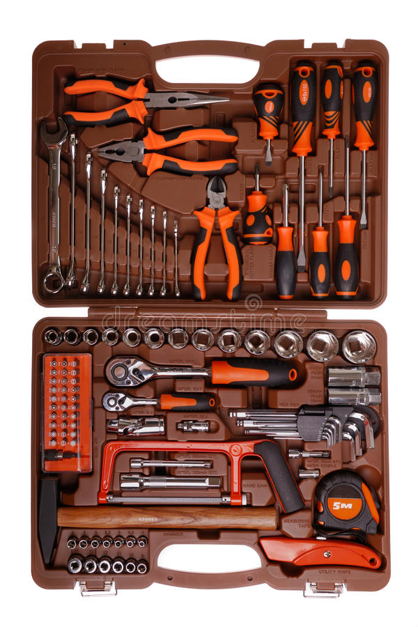Free Large Toolbox Royalty Free Stock Photography - 13963007