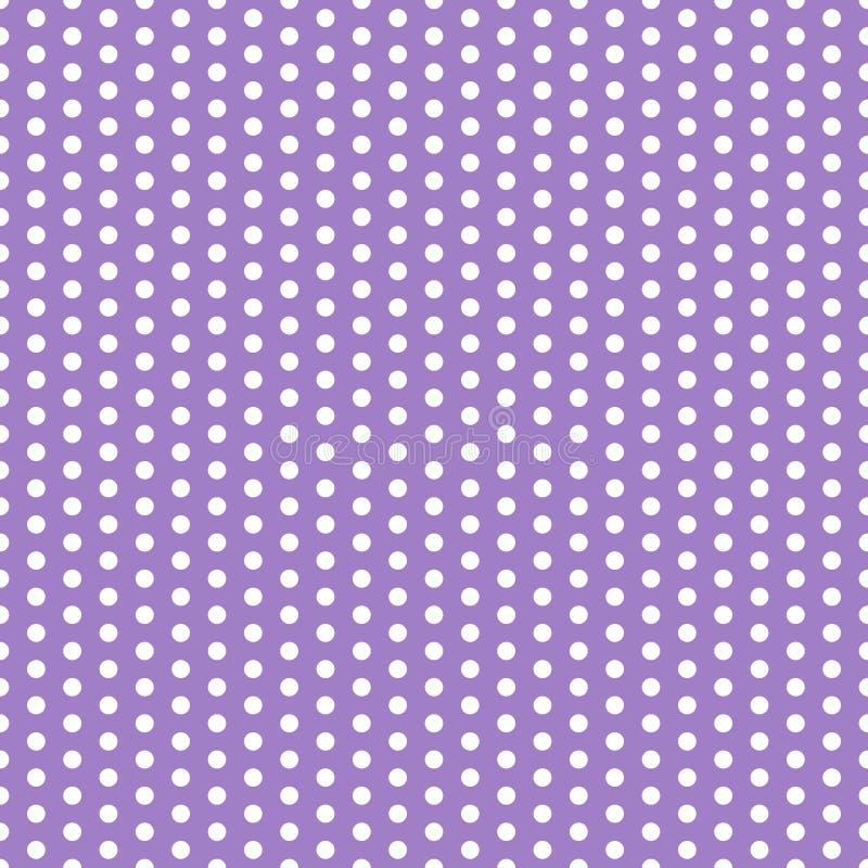 Purple White Polka Dots Stock Illustrations – 1,604 Purple ...