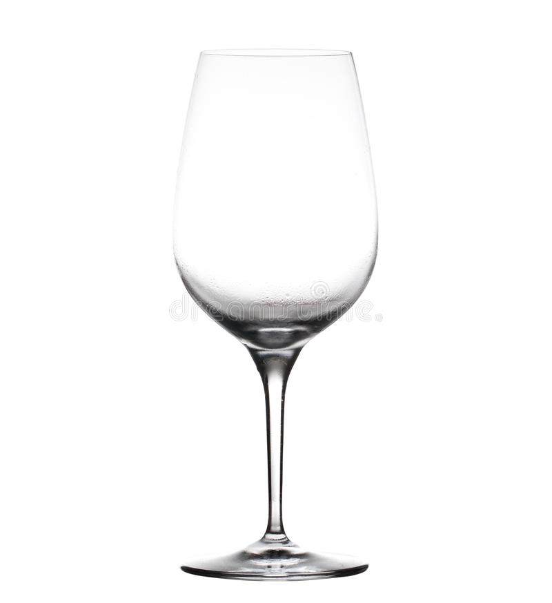 Large Wine Goblet Chilled Royalty Free Stock Photos