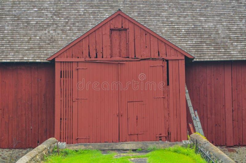 Old Barn Double Doors Stock Photo Image Of Dirty Lumber