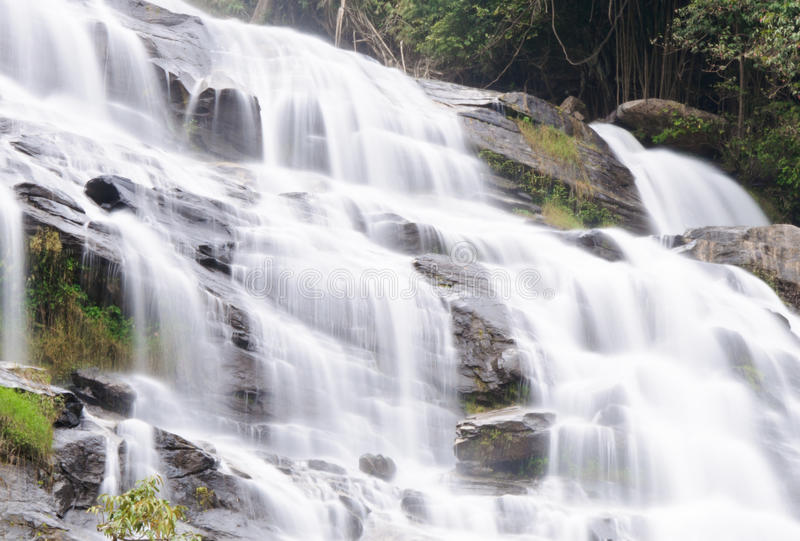 Download The largest waterfall stock image. Image of purity, lake - 23301451