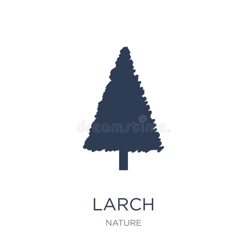Larikspictogram  vector illustratie