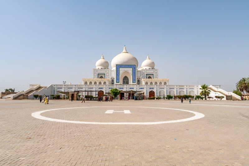 Larkana Bhutto Family Mausoleum 02 royalty free stock photos