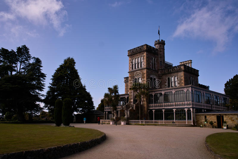 Download Larnach Castle Royalty Free Stock Images - Image: 36228909