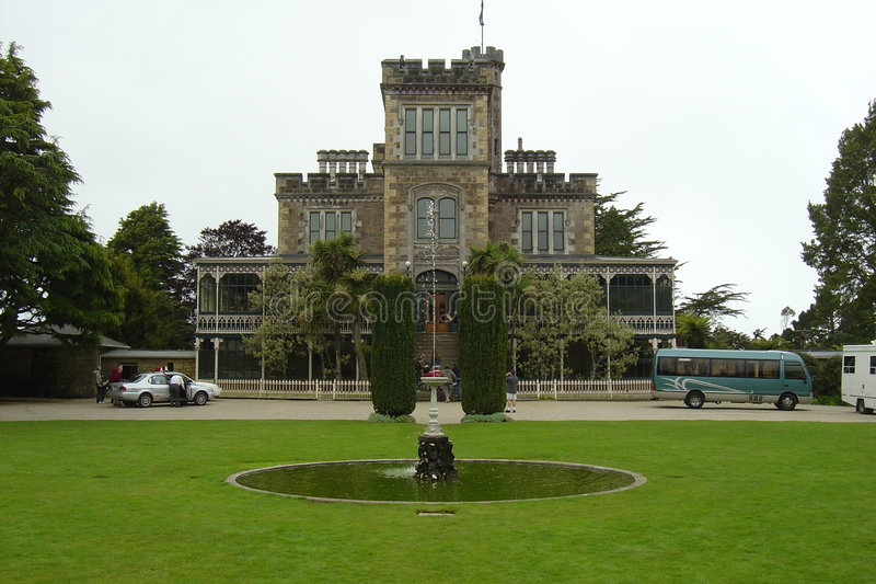 Download Larnach Castle, New Zealand Stock Photo - Image: 1584692