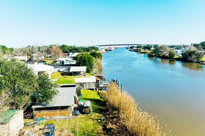 Larose, Luisiana imagen de archivo libre de regalías