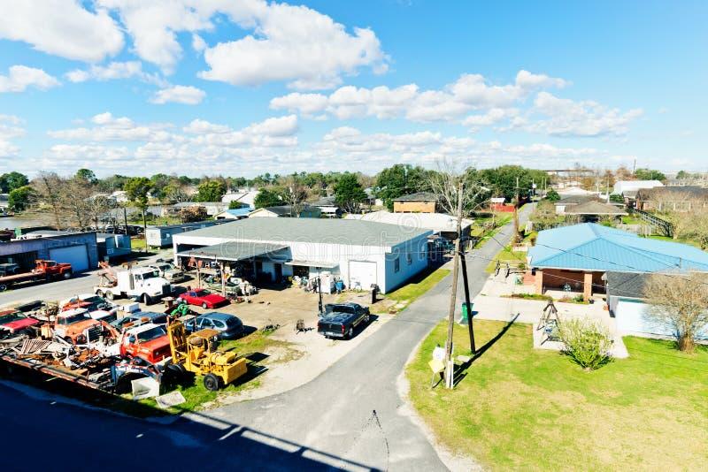 Larose, Luisiana fotografia stock libera da diritti