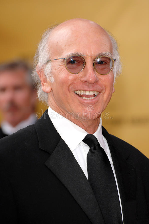 Larry David. At the 79th Annual Academy Awards at the Kodak Theatre, Hollywood. February 25, 2007 Los Angeles, CA Picture: Paul Smith / Featureflash stock images