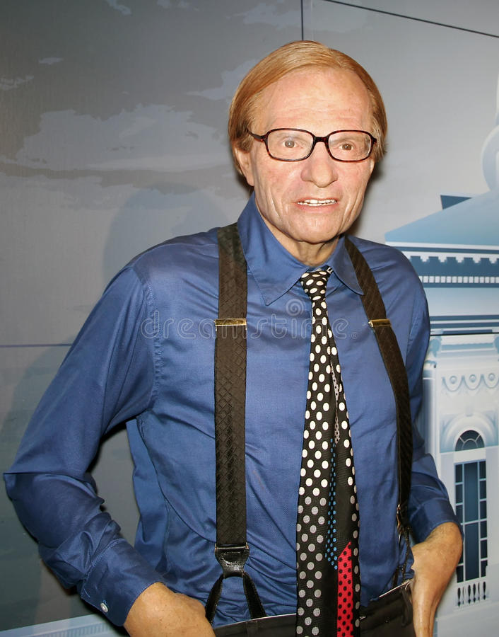 Larry King photos stock