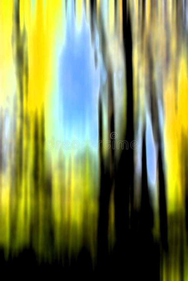 las abstrakcyjne ilustracji