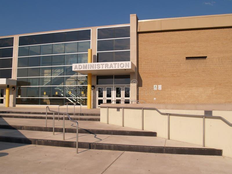 Las admisiones encantan para una escuela imagen de archivo libre de regalías