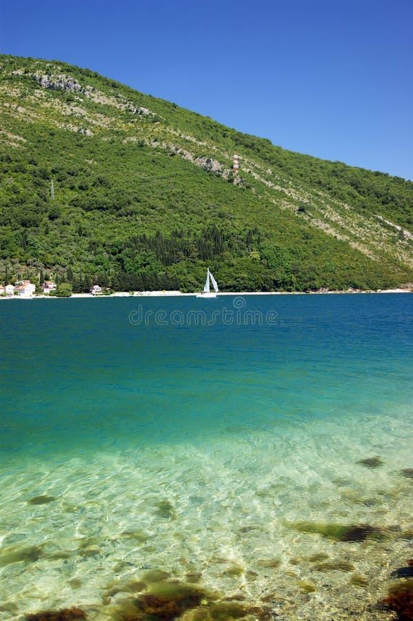 Download Las Aguas Del Mar Adriático Foto de archivo - Imagen de paisaje, litoral: 64207058
