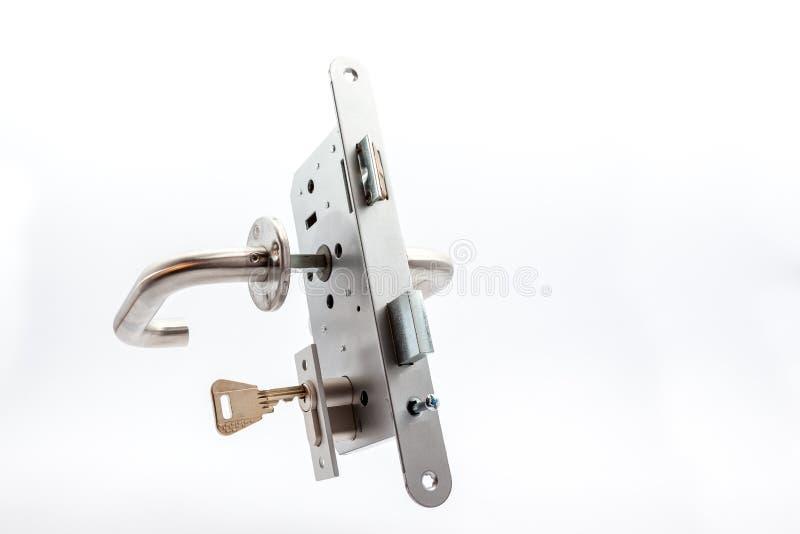 Las cerraduras del secutity foto de archivo