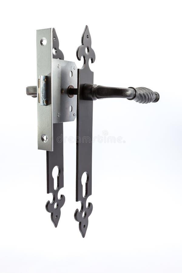 Las cerraduras del secutity imagen de archivo
