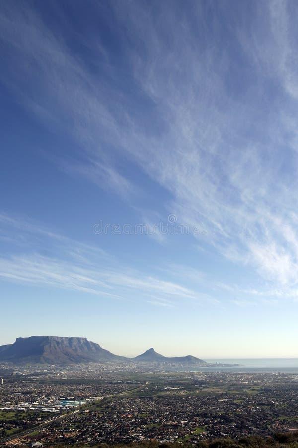 Las cuatro playas de Clifton imagen de archivo