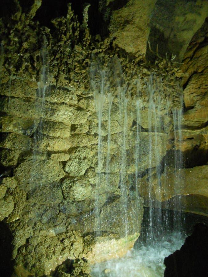 Las cuevas de Hércules en Tánger Marruecos fotos de archivo