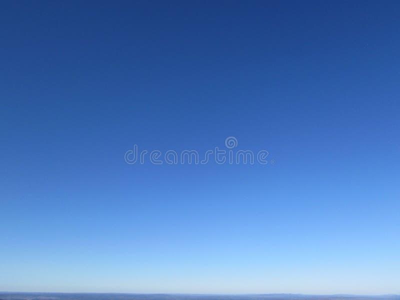 Las diversas sombras del cielo foto de archivo
