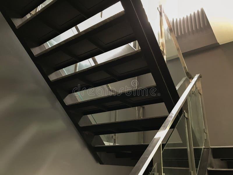 Las escaleras foto de archivo libre de regalías