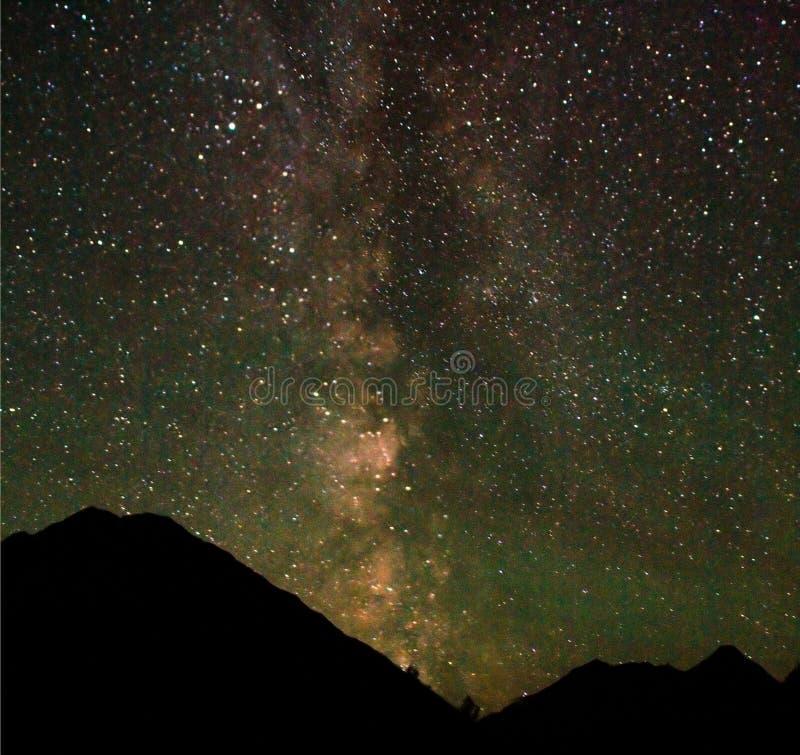 Las estrellas de Buryat foto de archivo libre de regalías