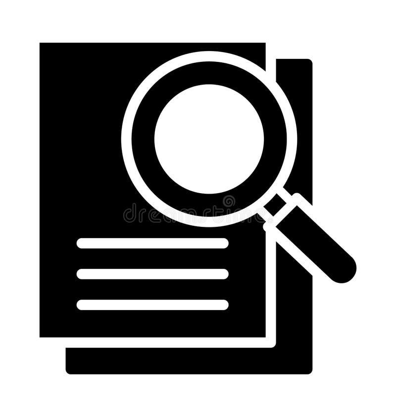 Las evaluaciones básicas del RGB aislaron el icono del vector que puede modificarse o corregir fácilmente stock de ilustración