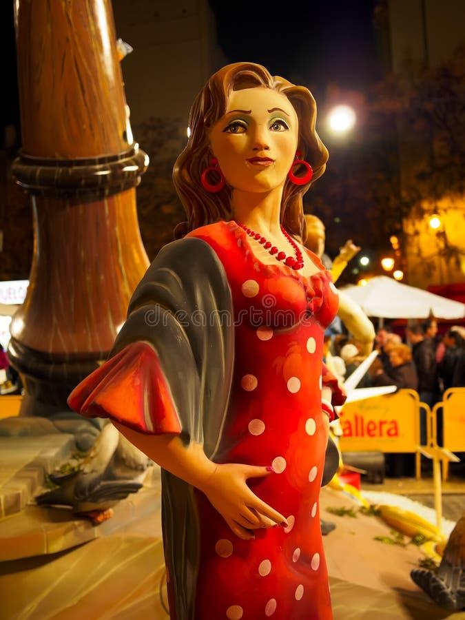 Download Las Fallas, Valencia, Spain Editorial Photo - Image: 29861351