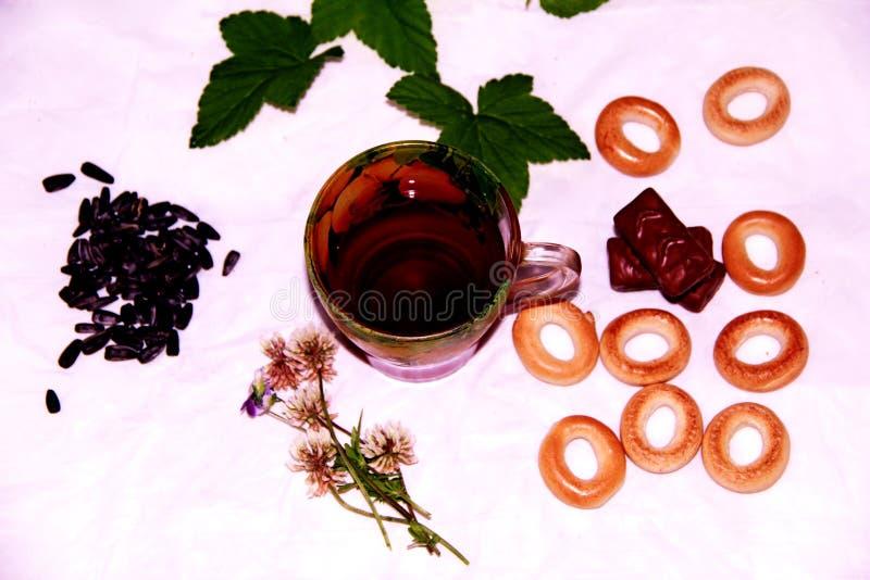 Las frutas brillantes y las bayas jugosas combinadas con las bayas y las flores crean un humor del verano fotografía de archivo libre de regalías