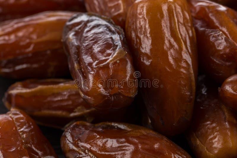 Download Las Frutas De Las Fechas Se Cierran Para Arriba Foto de archivo - Imagen de cocina, marrón: 100529946