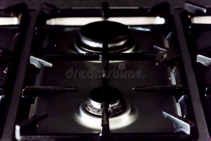 Las hornillas imagenes de archivo