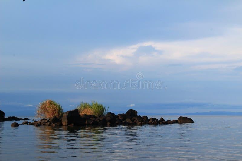 Las Isletas stock image