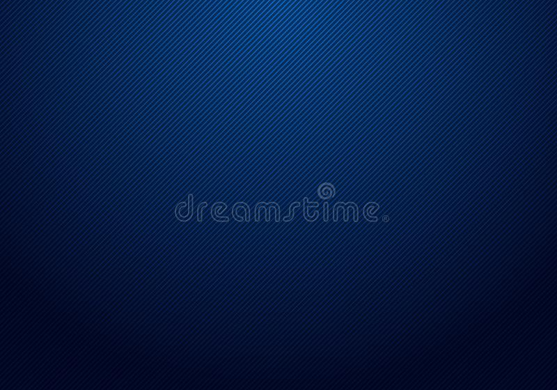 Las líneas diagonales abstractas rayaron la textura ligera y azul del fondo de la pendiente para su negocio ilustración del vector