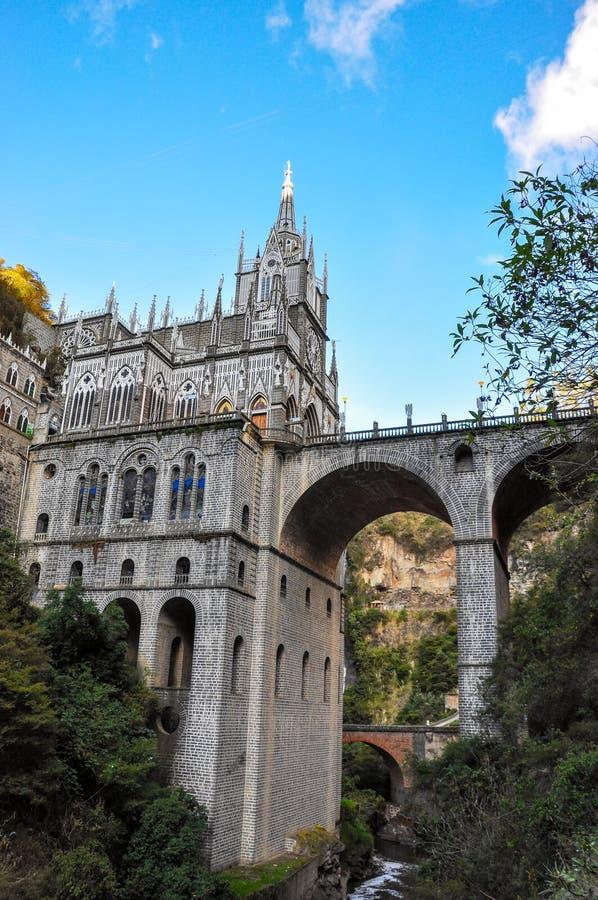 Las Lajas Sanctuary Stock Photos