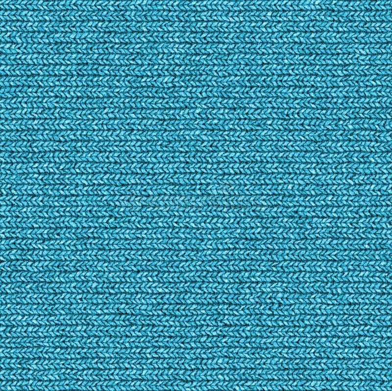 Las lanas azules hacen punto textura libre illustration