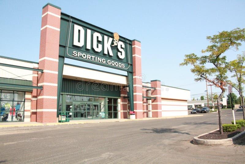 Las mercancías que se divierten de Dick imágenes de archivo libres de regalías