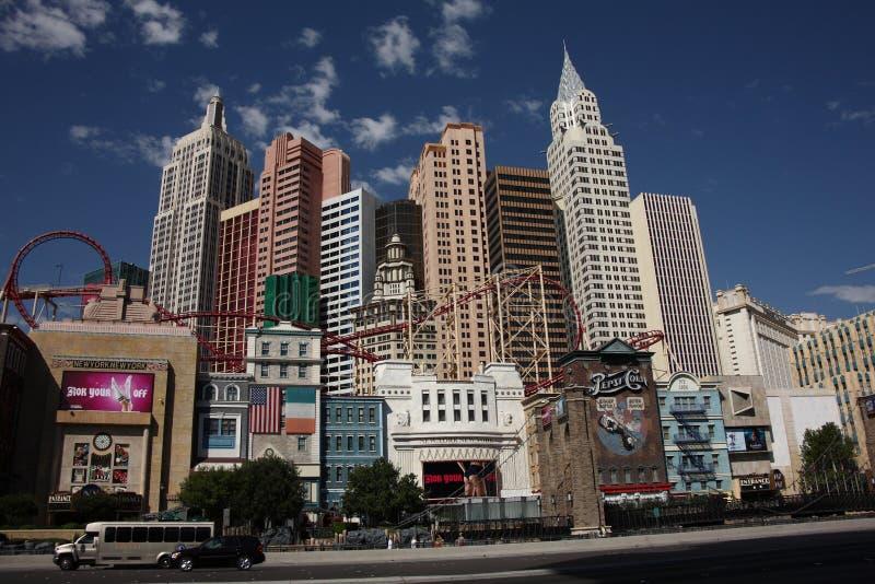 Las Moderne Vegas - royalty-vrije stock foto's