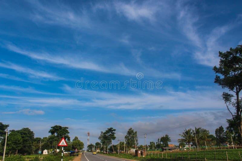 Las nubes fotos de archivo libres de regalías