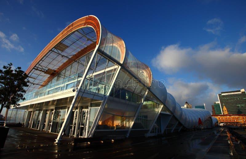 Las nubes Auckland fotos de archivo libres de regalías