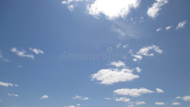 Las nubes son un flotador tan hermoso fascinador del espectáculo fotografía de archivo libre de regalías